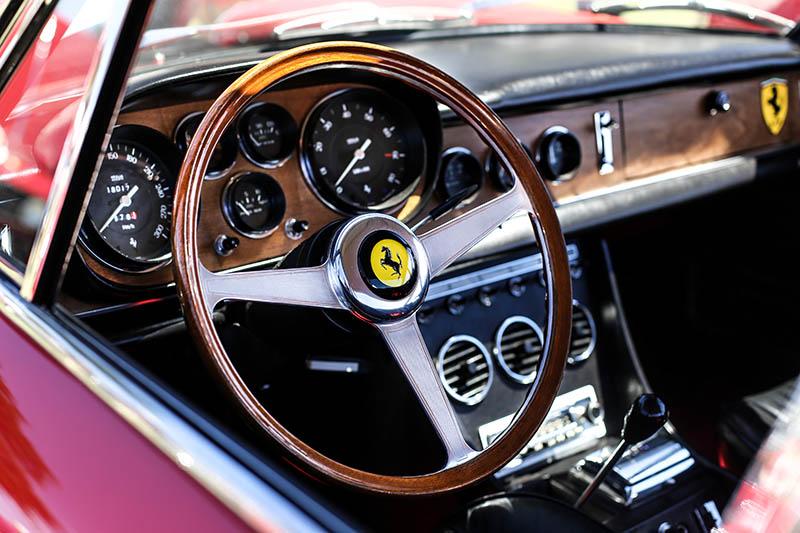 330 GTC Ferrari Photograph