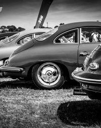 356 Porsche Photograph
