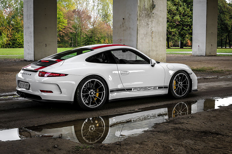 911 R Porsche Photo Print