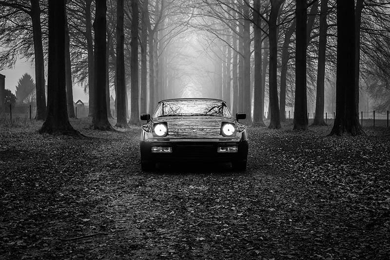 944 Porsche Wall Photo