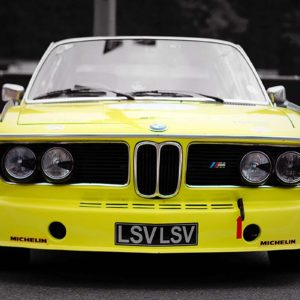 BMW Car photo on Canvas