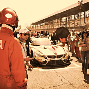 BMW Z4 BlancPain Series