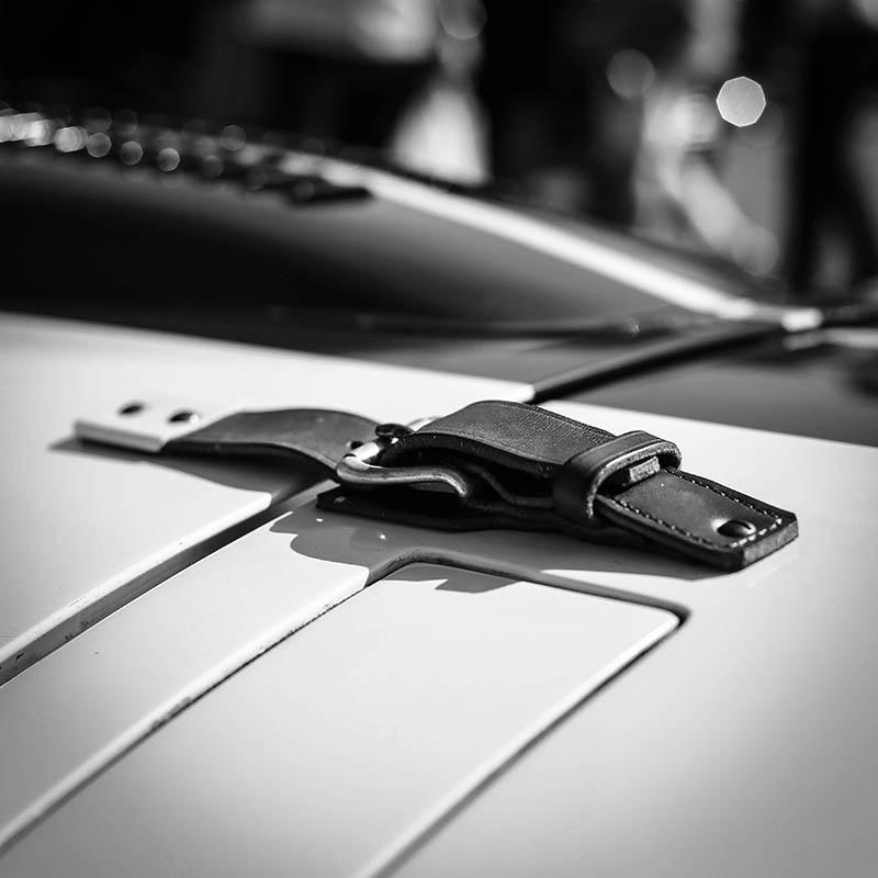 Canvas Picture Car Detail