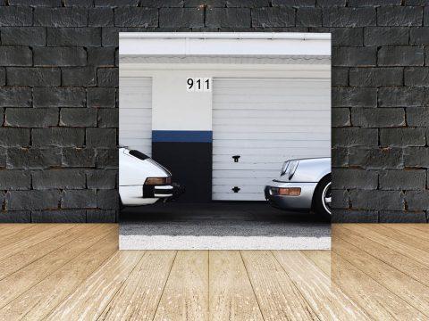 Canvas Porsche 911