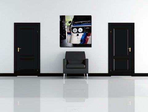 Canvas Print BMW