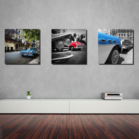 Car Art Wall Print