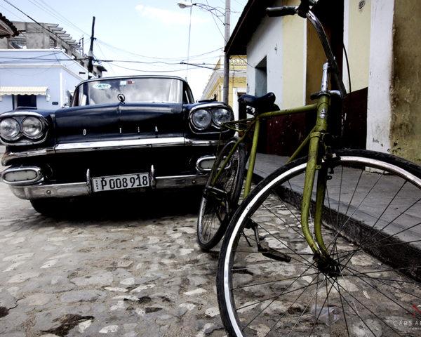 Car Print from Cuba