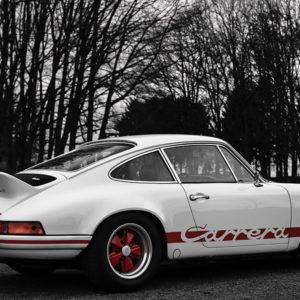 Porsche 911 Carrera RS Photo