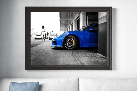 Cayman GT4 Photographs