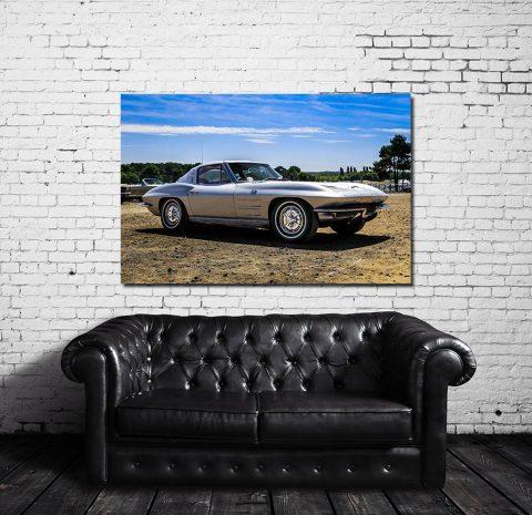 Chevrolet Corvette Wall Prints