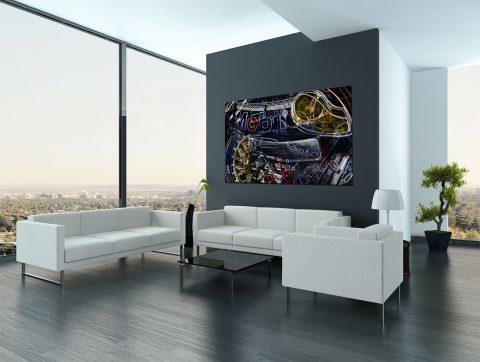 Contemporary Arts Porsche