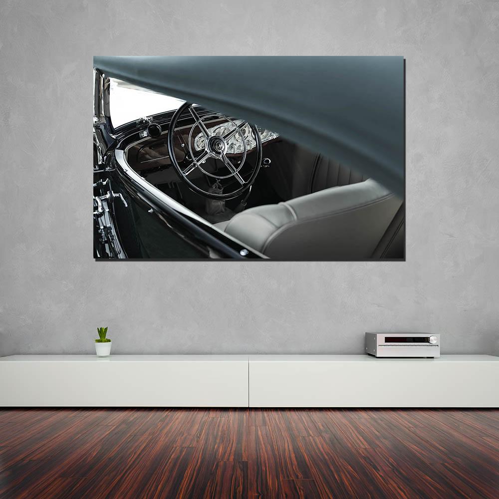 Deco Photographs Mercedes