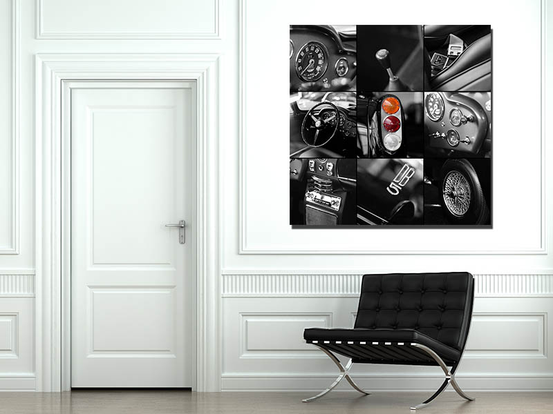 Decorative Art Prints Aston Martin