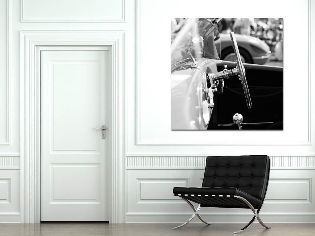 Decorative Cars Canvases Ferrari