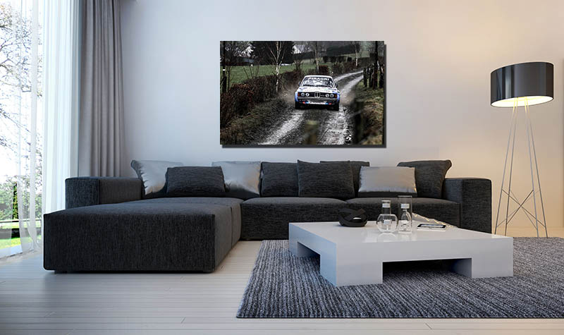 Decorative Photo Prints BMW