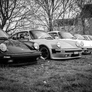 Familly Porsche Photograph