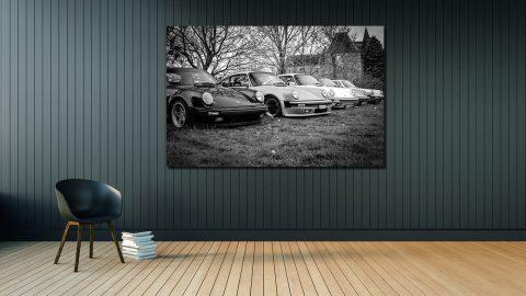 Familly Porsche Photographs