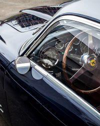 Ferrari Interior Dashboard Photograph
