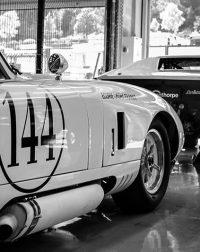 Ford Shelby Daytona Photograph