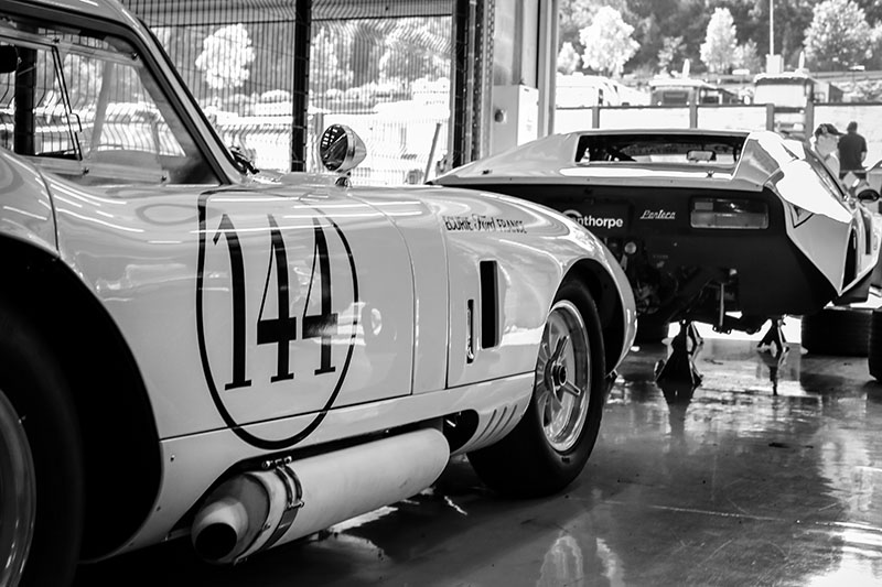Ford Shelby Daytona Photograph