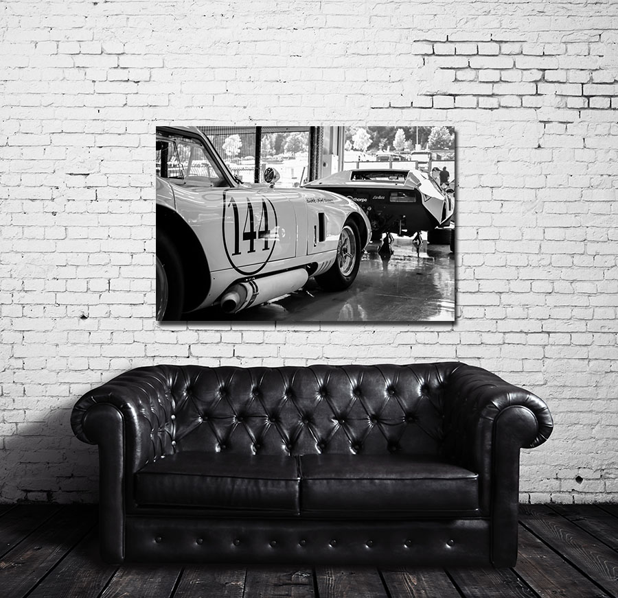 Ford Shelby Daytona Photographs