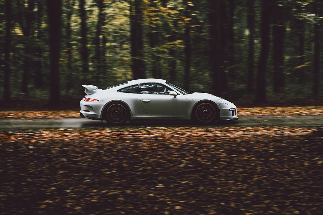 Porsche 991 GT3 Photograph