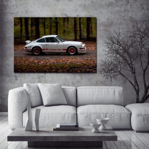 Home Decor Porsche Photograph