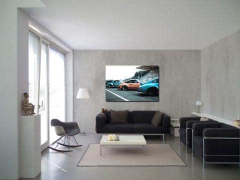 Interior Decoration Porsche Photographs