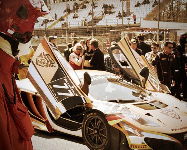 Lamborghini Blancpain Super Trofeo - Square