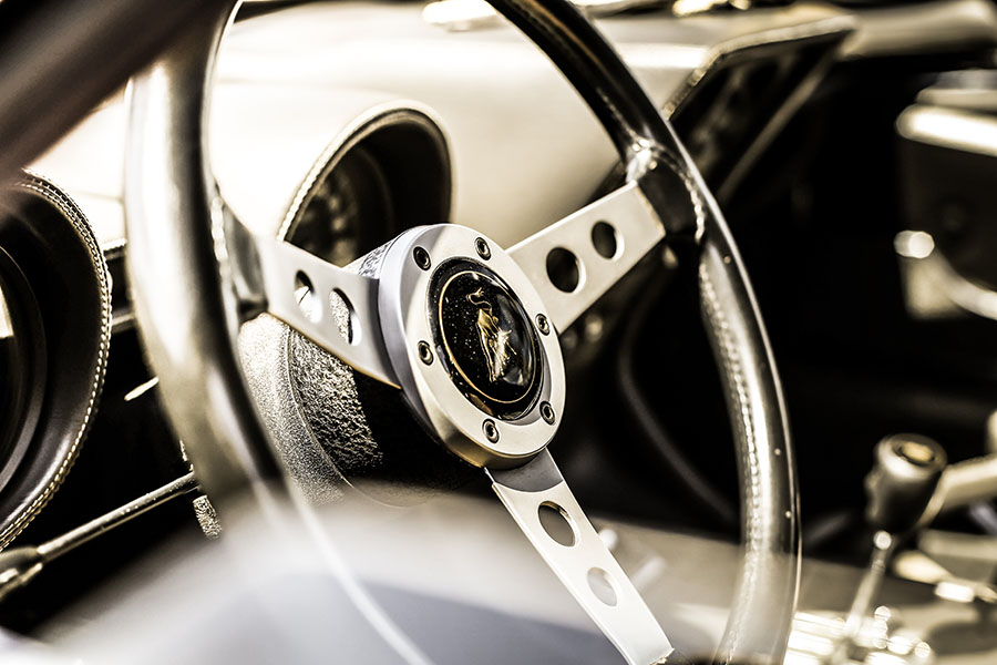 Lamborghini Miura Photograph