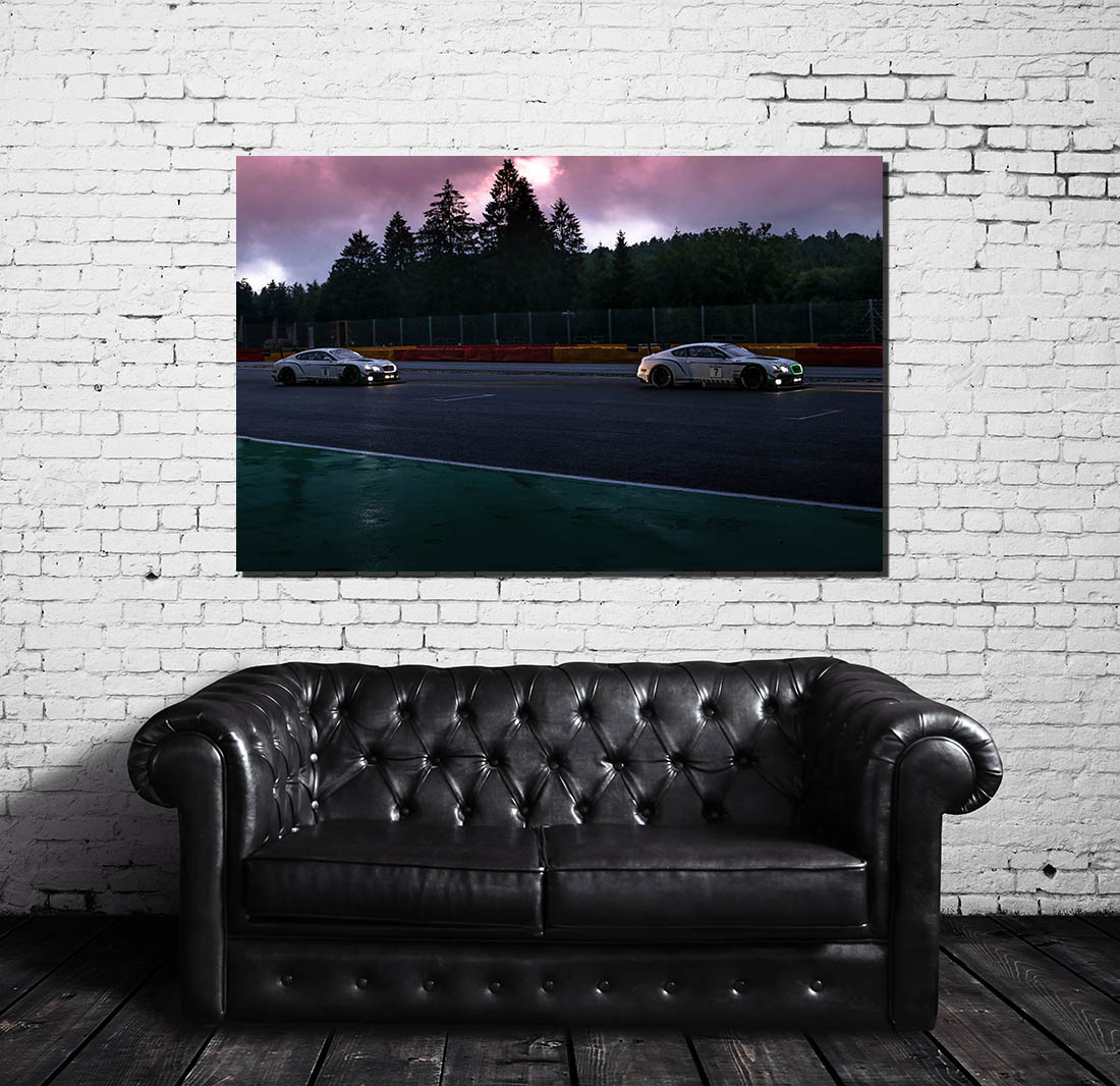 MODERN WALL PRINTs BENTLEY