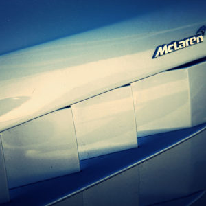 McLaren Air Intake