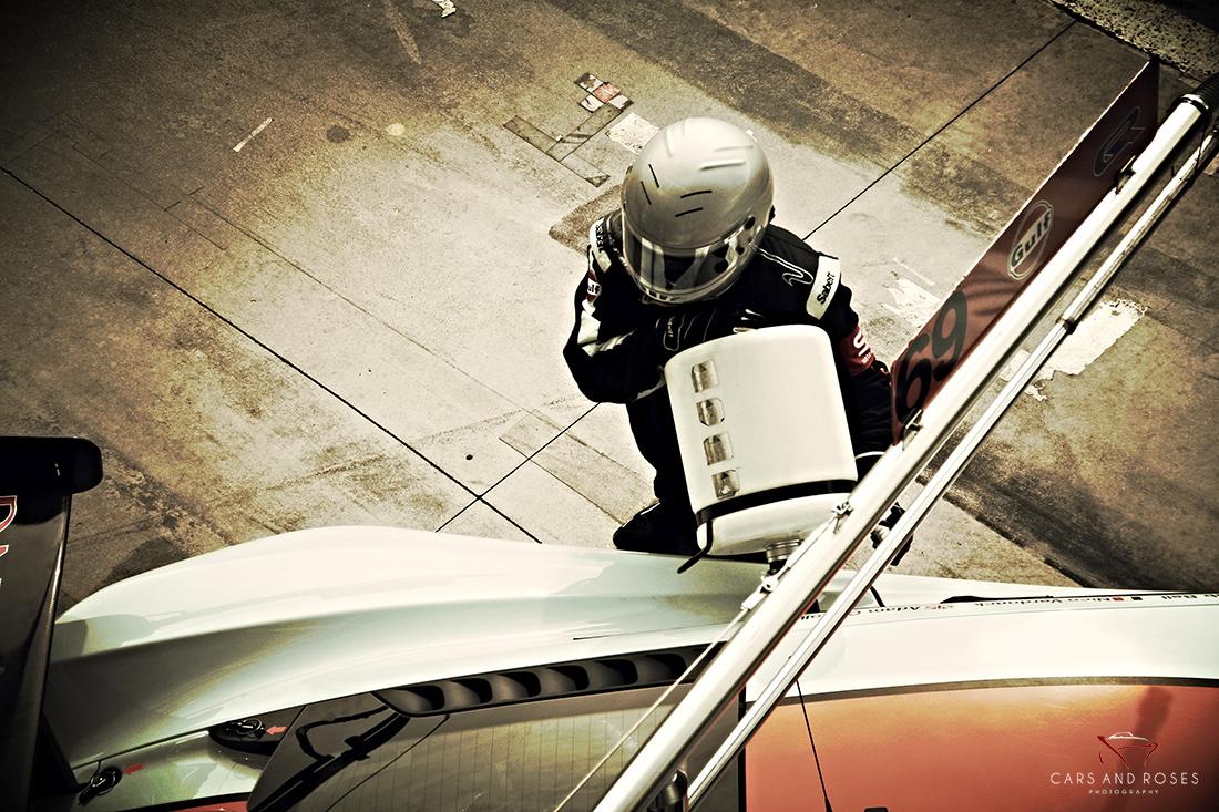 McLaren Mp4 Refuelling