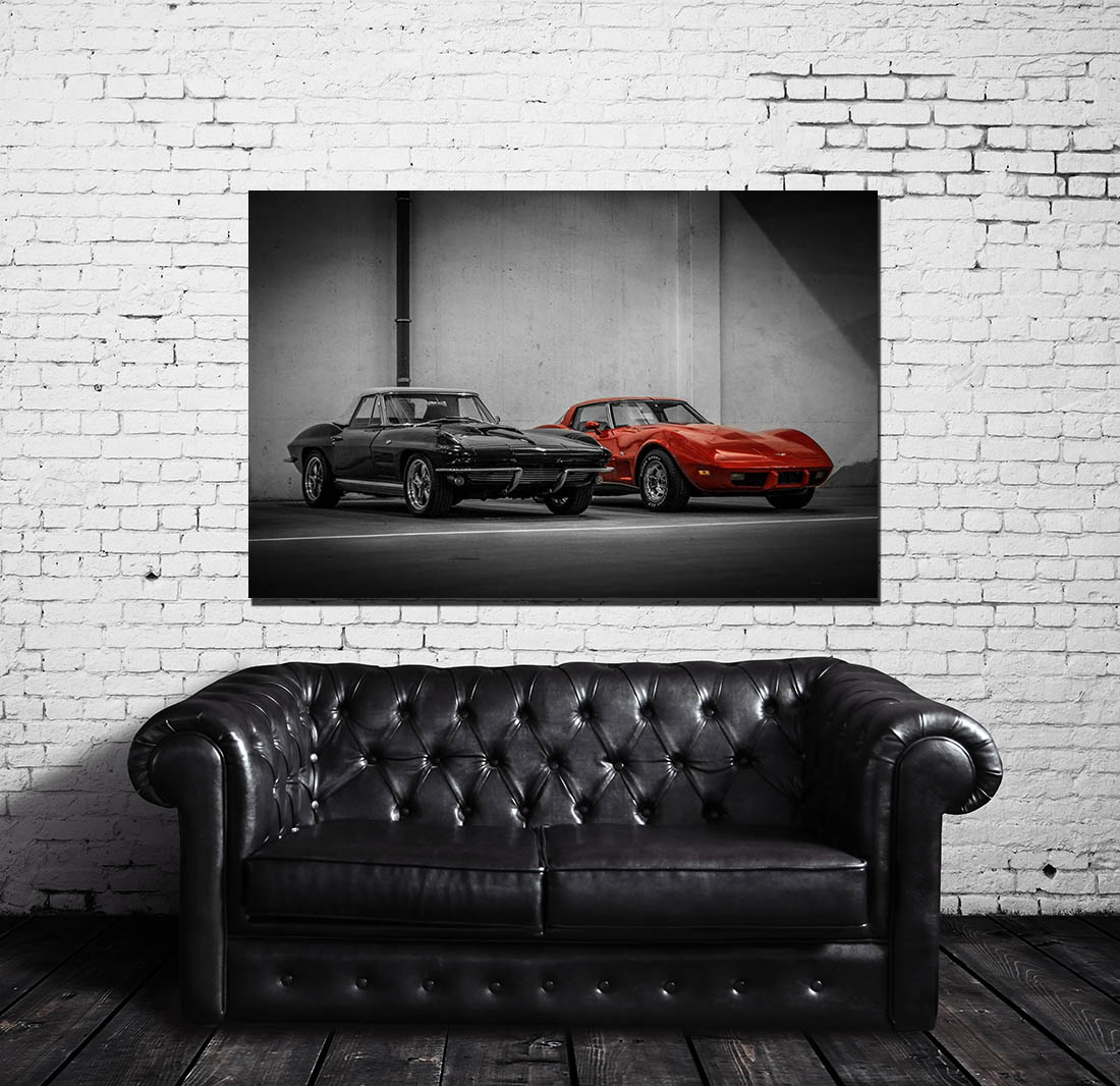 Modern Photo Prints Chevrolet