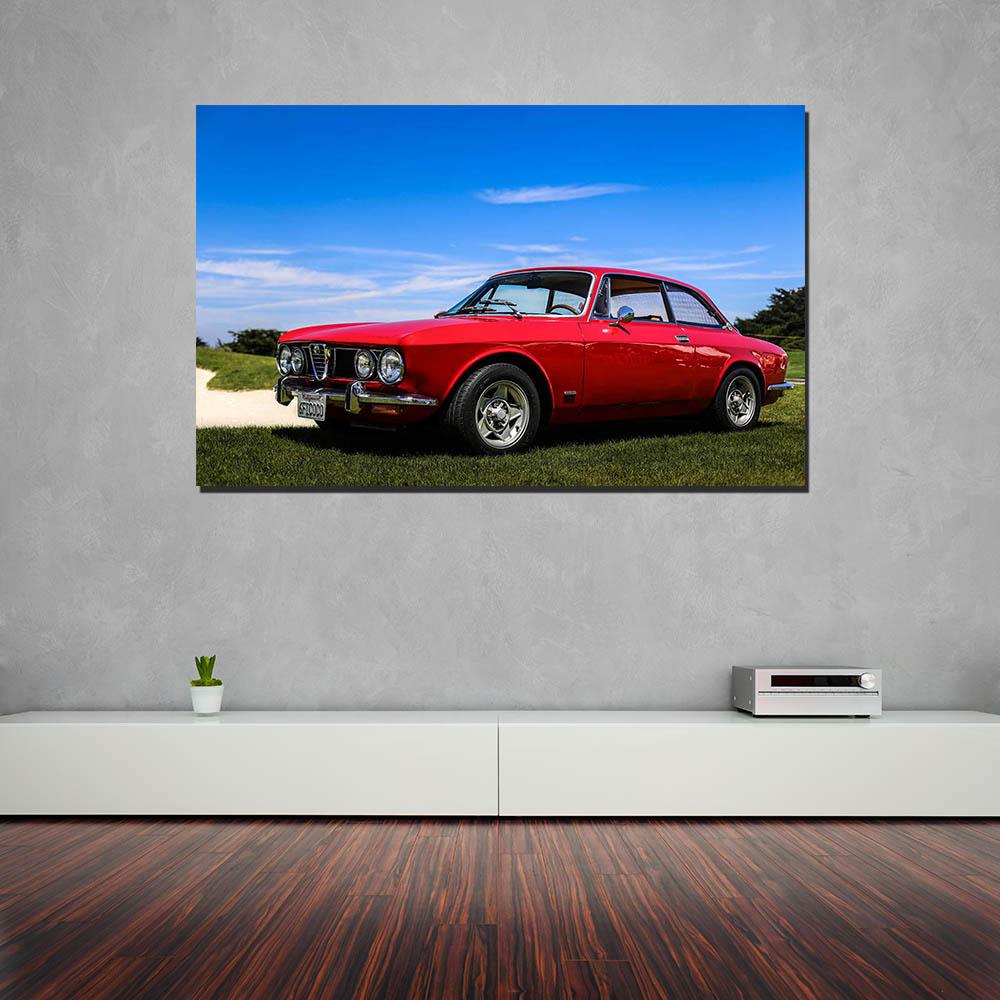 Modern Prints Alfa Romeo