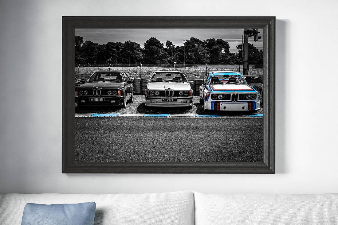 Old BMW Photographs