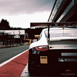 PORSCHE 997 GT3 CUP SQUARE VERSION