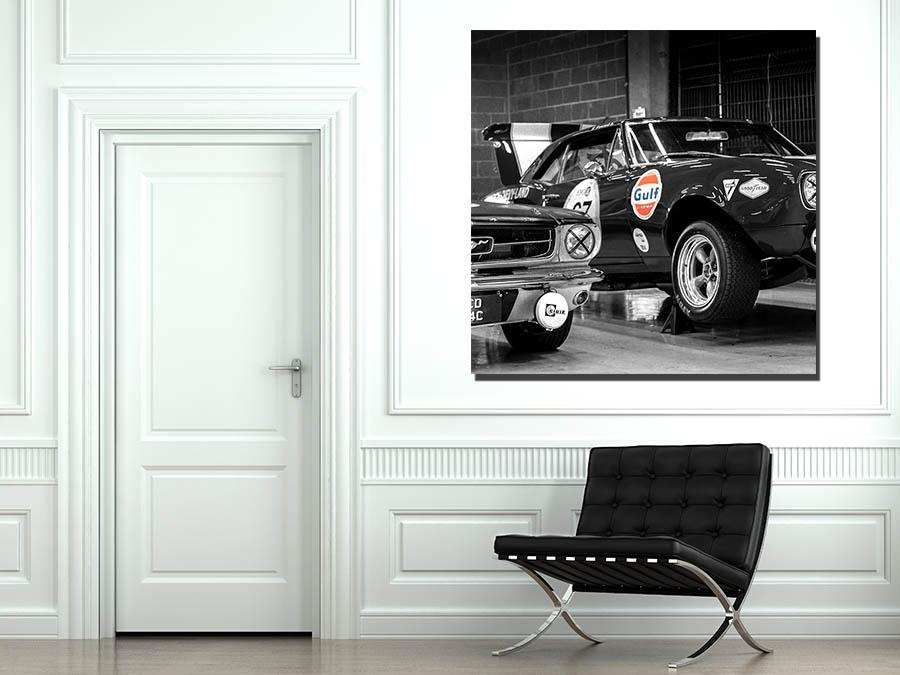 Photo Car Prints Muscle Cars