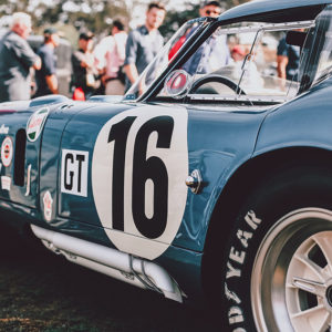 Ford Shelby Daytona Photo