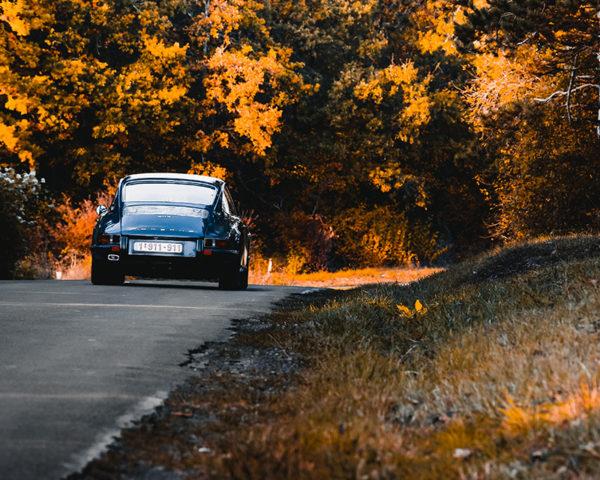 Photo Porsche 911 Autumn