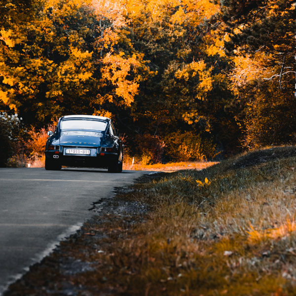 Photo Porsche 911 Autumn
