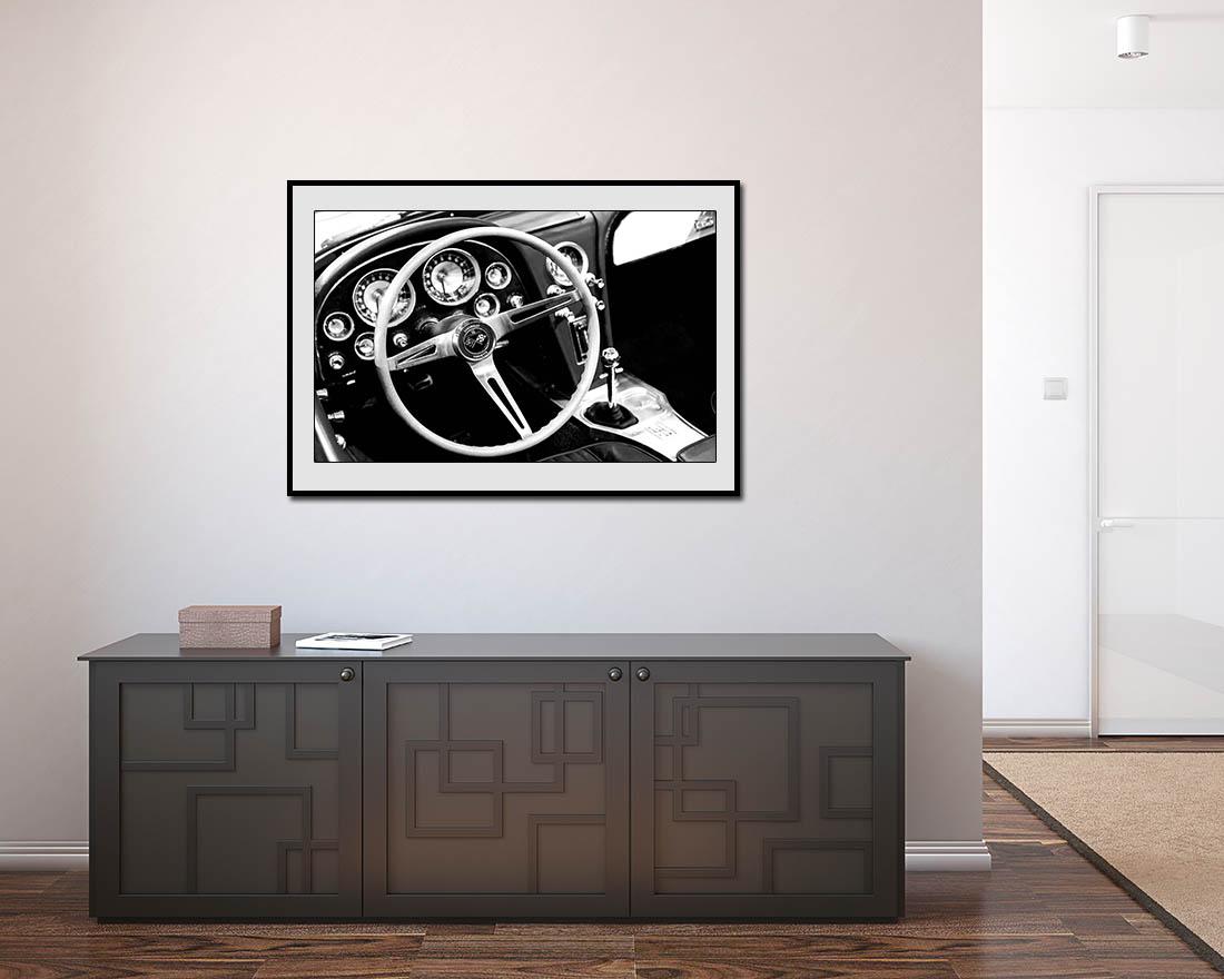 Photo Prints Corvette Stingray