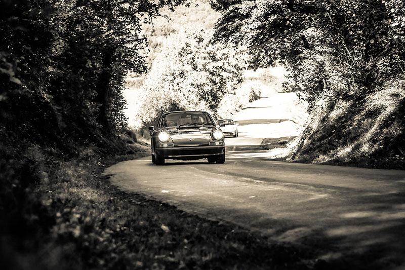 Photo old 911 Porsche