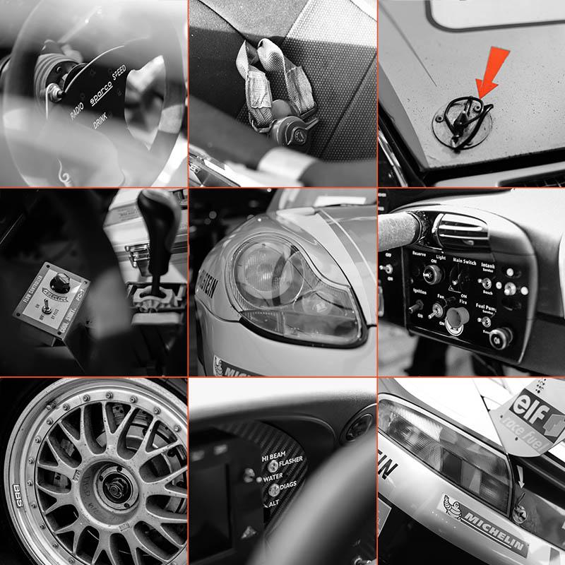 Photograph Art Porsche 996 GT3