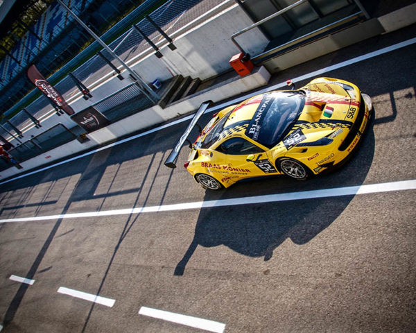 Photograph Ferrari GT3 Plexi
