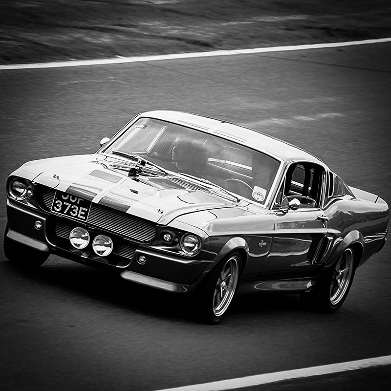 Photograph Ford Shelby GT500
