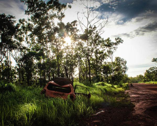 Photograph Lost Car Australia