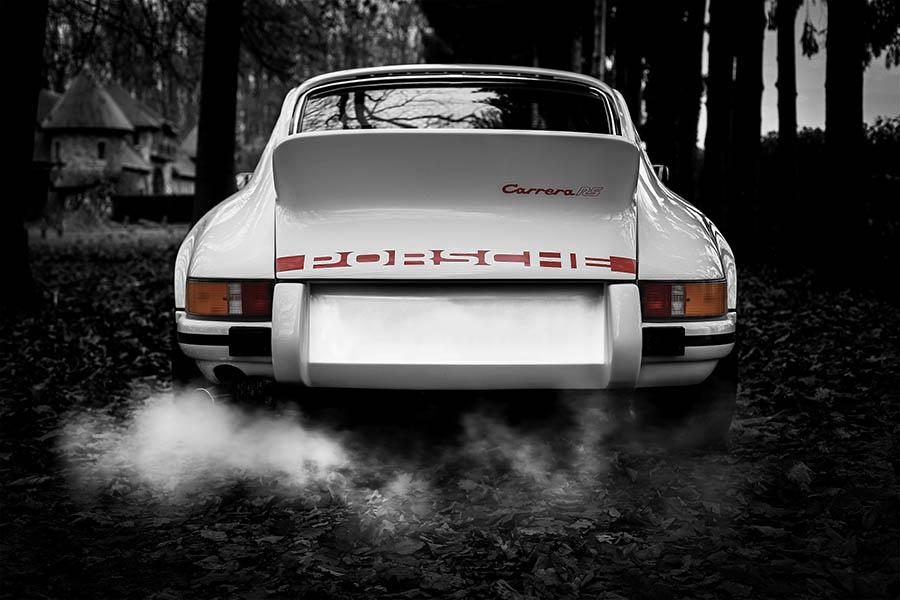 Photograph Porsche 911 Carrera RS Print