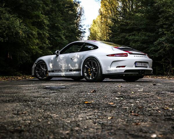 Photograph of 911 R Porsche
