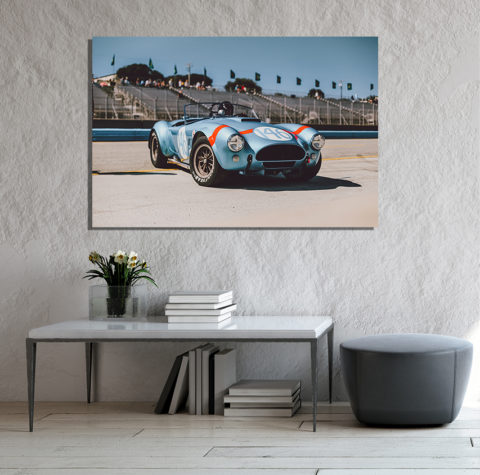 AC Cobra Photographs